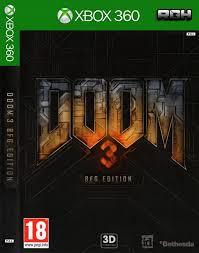 Doom 3 BFG Edition RGH Xbox 360 Español Mega Xbox Ps3 Pc Xbox360 Wii Nintendo Mac Linux