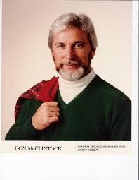 Don McClintock Christmas – CD – 37 Records & Management