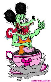 mad mickey rat fink maroonbeard com