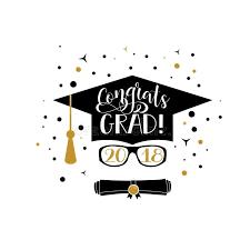 congratulations to graduate congrats grad 2018 lettering congratulations graduate banner