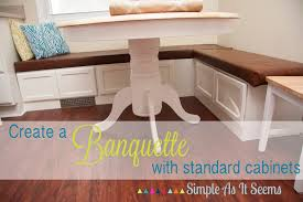 Kitchen Banquette Building A Kitchen Banquette Photo Banquette Design