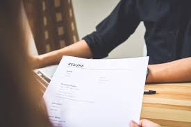 What To Put On Modern Resume How To Write A One Page Resume