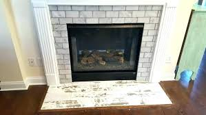reface fireplace reface fireplace with tile