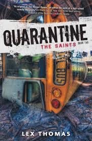 books the saints quarantine series 2
