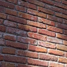 realistic brick wall 3d max