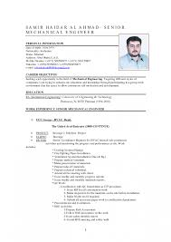Cms Mechanical Resume Sales Site Engineer Lewesmr Experienced