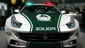 Dubai Police Enlist Aston Martin One 77 Supercar