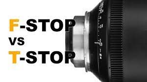 F-Stops vs T-Stops: The Difference Explained in Plain English