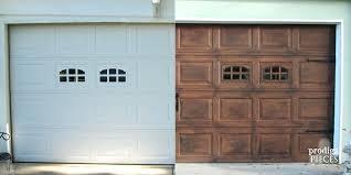 faux wood paint door faux wood finish on metal door