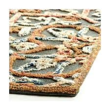 area rug cost cost plus rugs world market embroidered fl tufted wool area rug a liked area rug cost