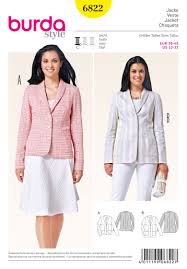 Burda Patterns Impressive Burda 48 Burda Style Jackets Coats Vests