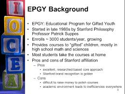3 3 epgy background epgy educational program for gifted youth
