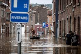 What caused flooding in Europe? Experts ...