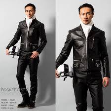 horn works genuine leather uk single riders jacket men horne works 3542 single rider sliders jacket