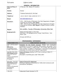 Resume For Mechanical Engineering Sample Resume For Mechanical ...