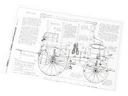 Small Picture Chuckwagon Plans Heritage Kits and Plans Hansen Wheel and Wagon