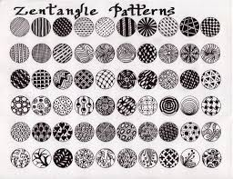 Zentangle Patterns Extraordinary Zentangle Doodling 48 Steps