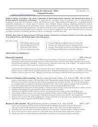 Financial Consultant Job Description Resume Financial Resume Templates Consultant Finance Traditional 100 100 100a 80