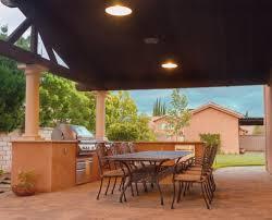 additional outdoor kitchen cost factors mediterranean patio dining area