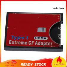 Đầu Đọc Thẻ Nhớ Sdhc Sdxc Sang Cf Type I Wifi Cho Máy Ảnh Slr - Thẻ nhớ máy  ảnh