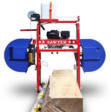 sawyer hunter sawmill parts