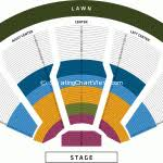 Dte Energy Music Theatre Clarkston Mi Seating Chart View
