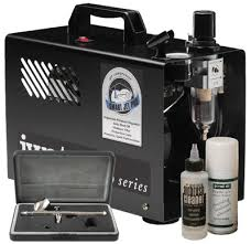 iwata professional make up kit with smart jet pro pressor