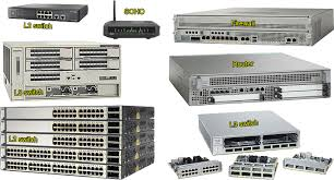Network Devices Physical Network Devices