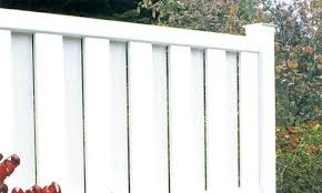 vinyl fence panels lowes. White Scalloped Picket Vinyl Fence Panel Panels Lowes 1 2 3 4