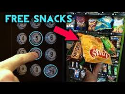 How To Get Free Drinks From Vending Machine Enchanting TOP 48 Vending Machine Hacks Get FREE Food And Soda From ANY