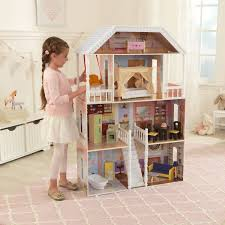 wooden barbie dollhouse furniture. Barbie Size Dollhouse Furniture Girls Playhouse Dream Play Wooden Doll House NEW