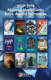 2018 lincoln award nominees. unique lincoln missouri mark twain readers award 201718 and 2018 lincoln award nominees