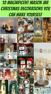 Decorating Ideas With Mason Jars 100 Magnificent Mason Jar Christmas Decorations You Can Make 64