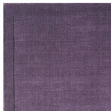 york purple rug