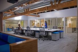 collaborative office space. Collaborative Co-working Space Provides Effective Work Environment Office