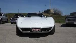1977 Chevy Corvette L-48 4-Speed C3 - YouTube