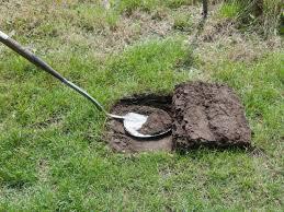 Diy Sod Preparing Soil For A Garden Diy