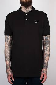 Поло <b>CROOKS &</b> CASTLES - Regal S/S Polo Top (Black, 3XL ...