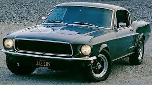 1968 Ford Mustang Bullitt Fastback - YouTube