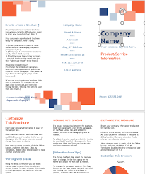 How To Make Your Own Brochure On Microsoft Word How To Make A Brochure In Microsoft Word Step By Step Tutorial