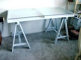 ikea glass desk top 69 desk glass top cover innovative ikea glass desk top