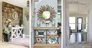 11 best entryway mirror ideas and