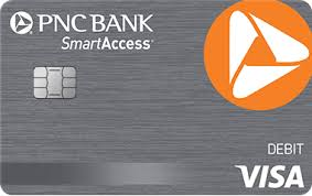 And because you're not opening a line of credit, there's no credit check required. Prepaid Debit Cards Pnc