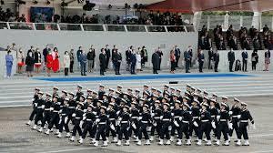 France's Bastille Day parade takes ...