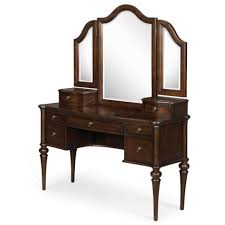 mirrored vanity furniture. Agreeable Furniture For Girl Bedroom Decoration Using Various Vanity With Fold Down Mirror : Image Mirrored E