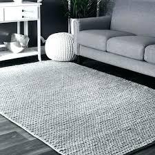 wool area rugs 4x6 gray rug handmade casual braided wool light grey rug 4 x 6