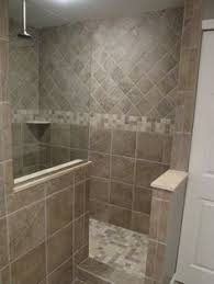 walk in shower designs without doors - Google Search