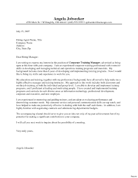 Example Cover Letter For A Resume Example Covering Letter For Job