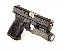 custom built glock pf940c