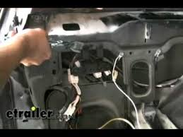 trailer wiring harness installation jeep cherokee trailer wiring harness installation 2000 jeep cherokee etrailer com